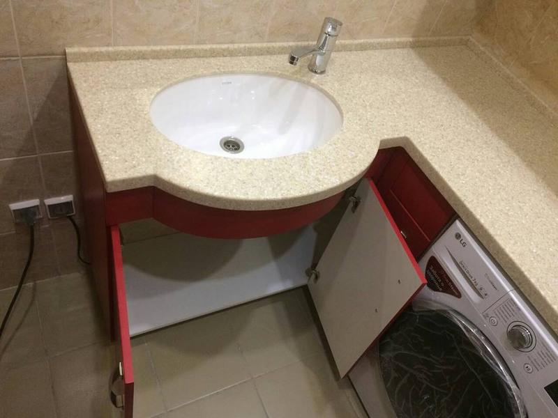Мебель для ванной комнаты-Мебель для ванной «Модель 19»-фото5