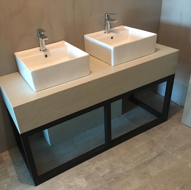 Мебель для ванной комнаты-Мебель для ванной «Модель 22»-фото1