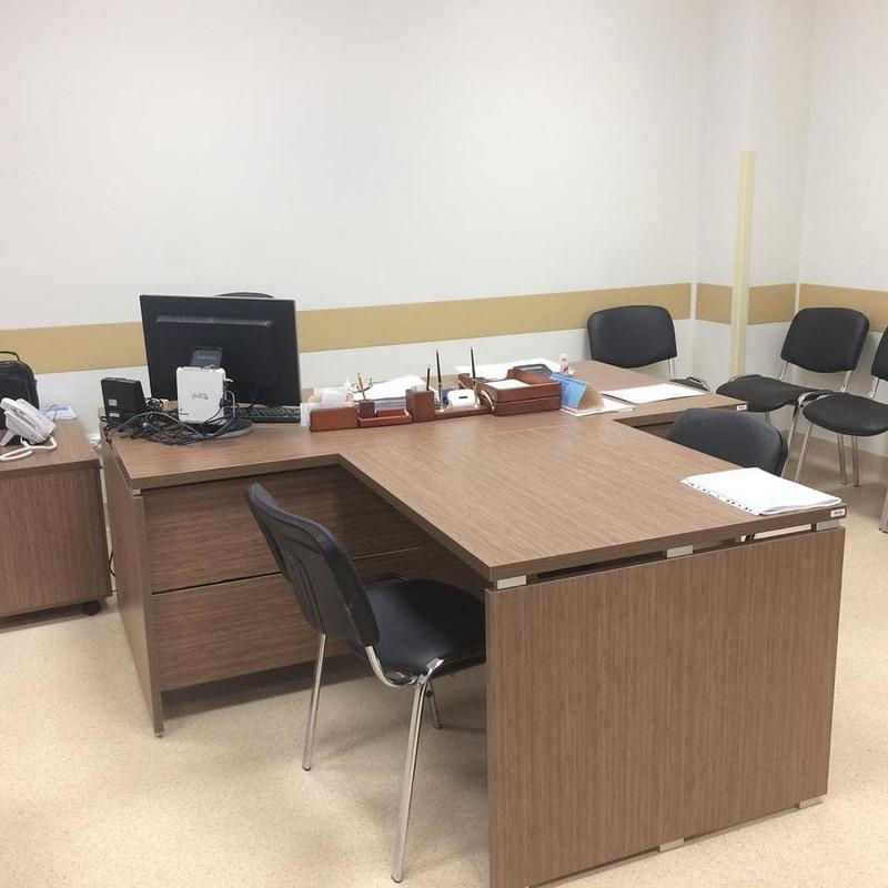 Офисная мебель-Офисная мебель «Модель 90»-фото1