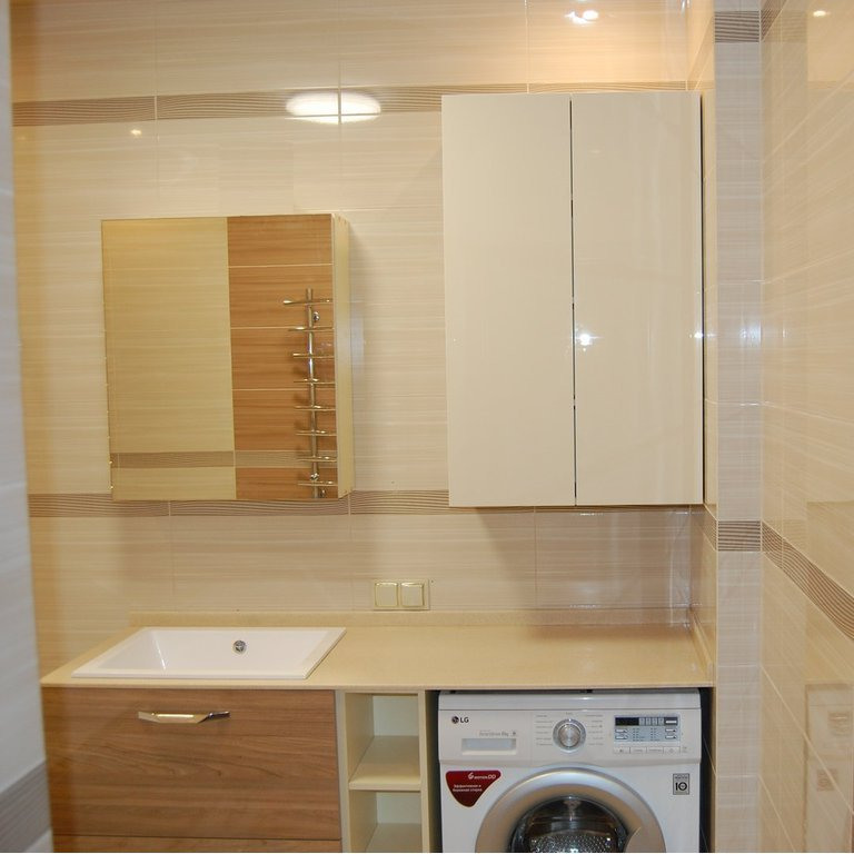 Мебель для ванной комнаты-Мебель для ванной «Модель 69»-фото1