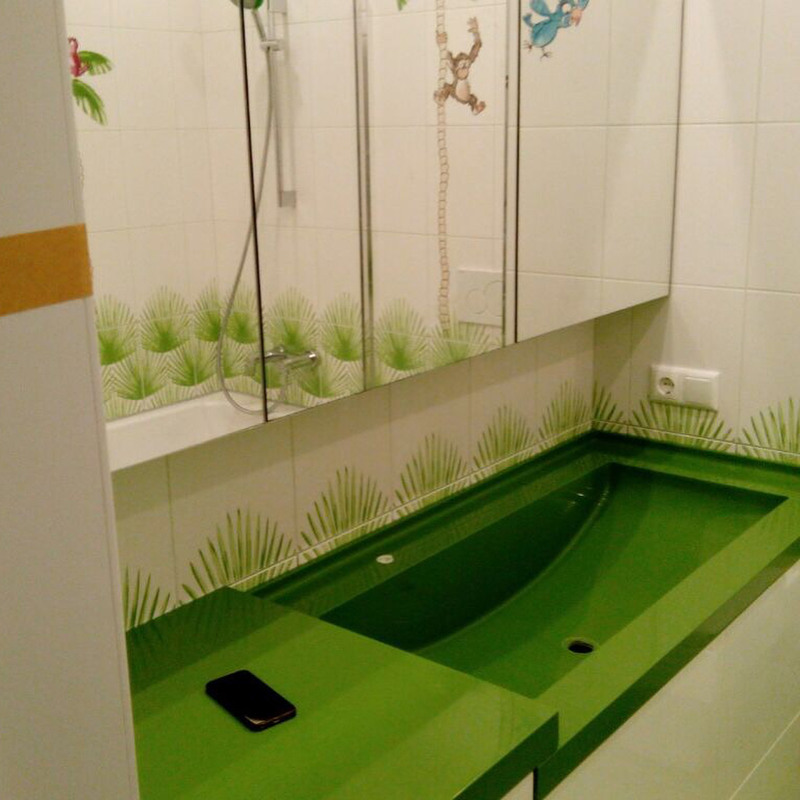 Мебель для ванной комнаты-Мебель для ванной «Модель 94»-фото6