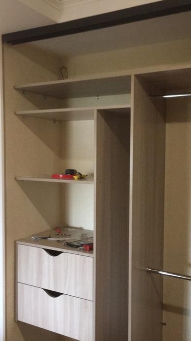 Встроенные шкафы-купе-Комбинированный шкаф-купе «Модель 31»-фото4