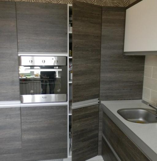 -Кухня из пластика «Модель 236»-фото25