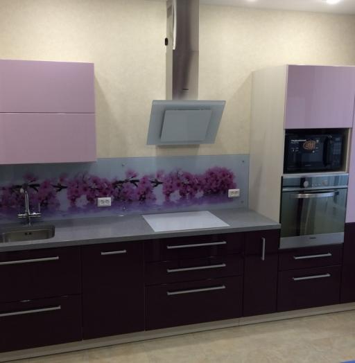 -Кухня из пластика «Модель 110»-фото8