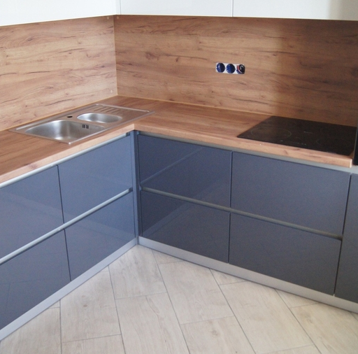 -Кухня МДФ в эмали «Модель 230»-фото27