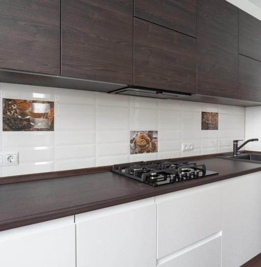 -Кухня МДФ в эмали «Модель 6»-фото3