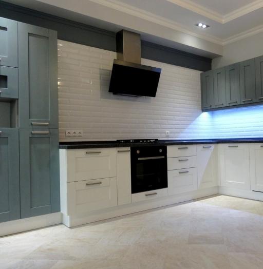 -Кухня МДФ в ПВХ «Модель 145»-фото12