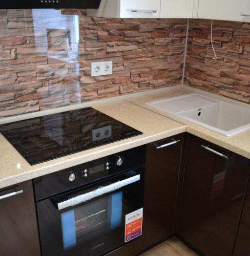 -Кухня МДФ в ПВХ «Модель 177»-фото20