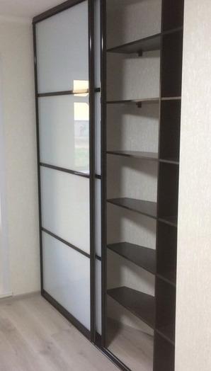 -Шкаф-купе из стекла с Oracal «Модель 75»-фото3