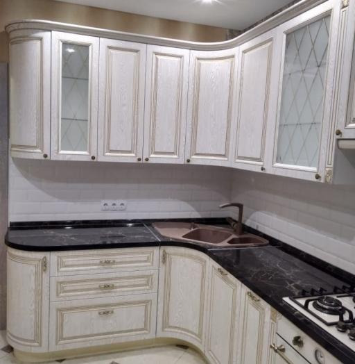 -Кухня из шпона «Модель 581»-фото29